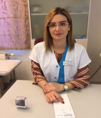 Simion Cristina Maria Medic Reumatolog